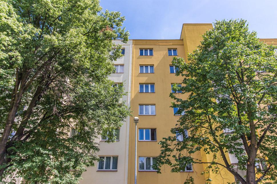 Prodej bytu 1+1 51 m², Syrská, Praha 6 - Vokovice