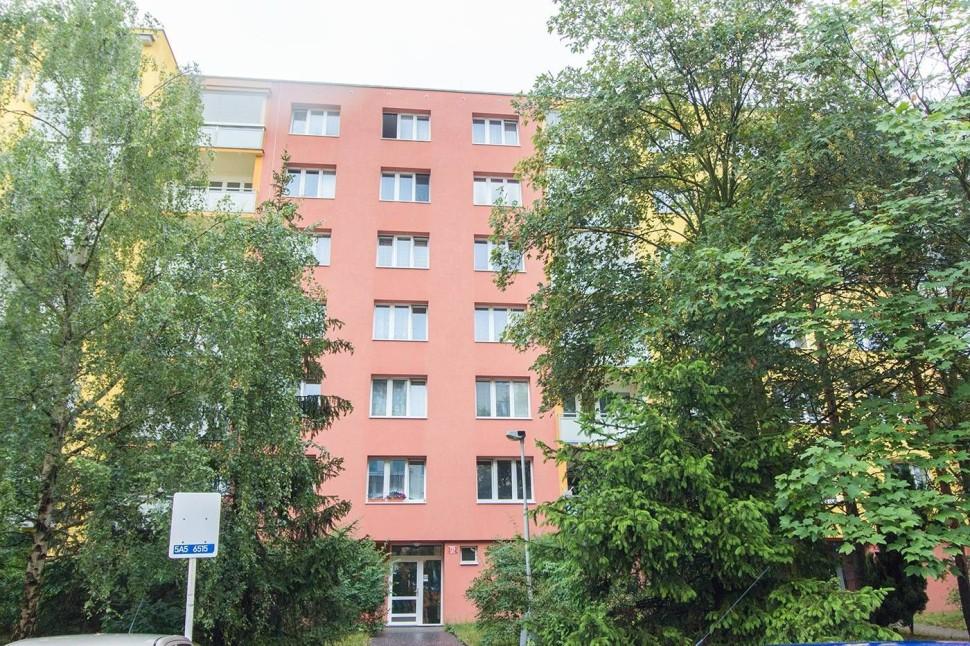 Prodej bytu 1+1 41 m², Olbramovická, Praha 4 - Kamýk