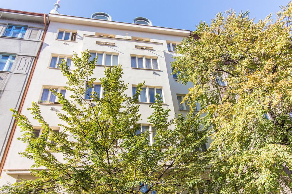 Prodej bytu 2+kk 52 m² Čajkovského, Praha 3 - Žižkov