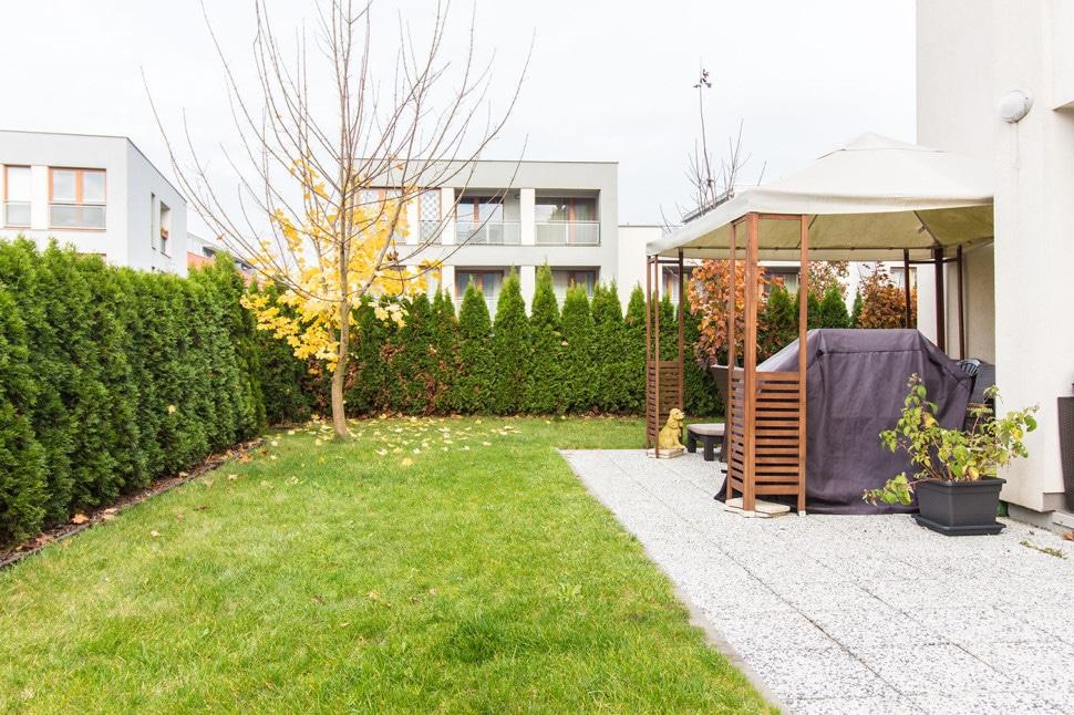 Prodej bytu 3kk Holubinková Pitkovice předzahrádka 120 m2