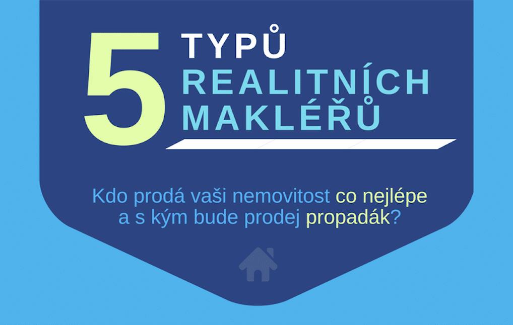 5 typů realitních makléřů