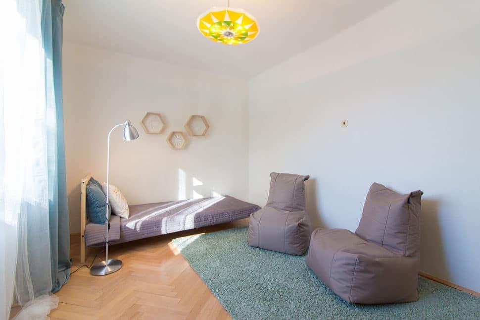 Prodej bytu 3+1 Podolí Praha U Družstva práce