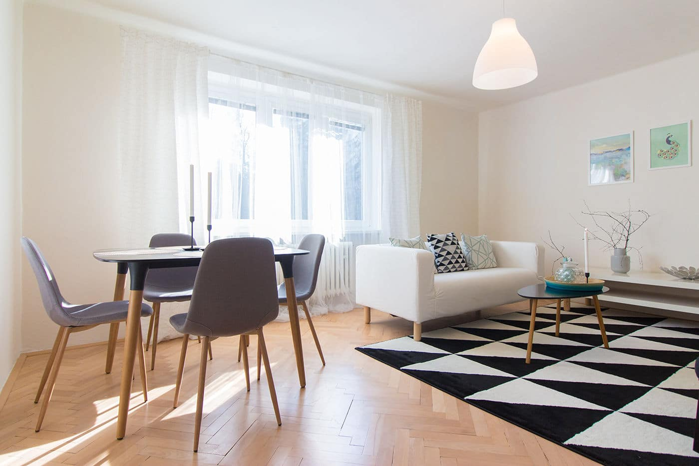 Home staging cena