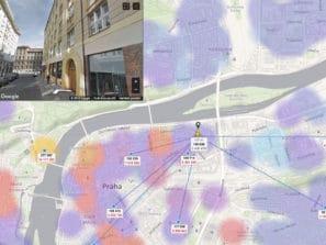 Odhad nemovitosti Mlynářská ulice Praha Nové Město