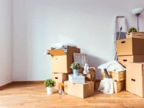 Předání bytu před zápisem do katastru
